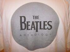 VINTAGE THE BEATLES ANTHOLOGY T SHIRT CIRCA 1995 RARE DESIGN, LASERDISC PROMO?
