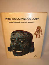 Pre-Columbian Art Of Mexico And Central America By Abrams HC 1968