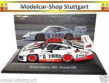 PORSCHE 935-Winner Daytona 1983-Spark 1:43 - map02028314-Neuf
