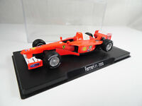 mx480, RBA Ferrari 2000 F1 1:43 BOX
