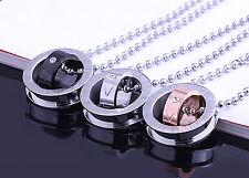 Titanium Love heart Fashion Necklaces & Pendants