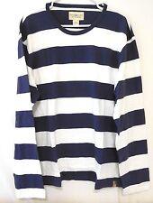 Ralph Lauren Mens Long Sleeve T Shirt  New XXL 2XL Striped Goodtreasures123