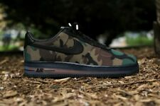 NIKE AIR FORCE 1 LOW MAX AIR VAC TECH XXX 30 TH ANNIVERSARY CAMO EDITION / SZ.