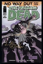 Walking Dead (2003) #83 1st Print Carl Is Shot Signed Lennie James No COA NM-