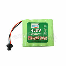 1 pc 4.8V Volt 1800mAh Ni-MH Rechargeable Battery Pack Cell Connector US Stock