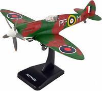 NEWRAY PILOT WWII BRITISH RAF SPITFIRE 1/48 EASY BUILD MODEL KIT FREE SHIP