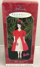 NEW Hallmark Keepsake Ornament 1998 Barbie Silken Flame Series 5