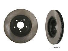 WD Express 405 49020 501 Front Disc Brake Rotor