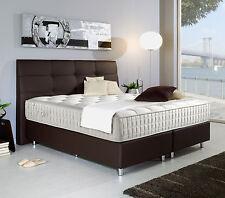 Boxspringbett DOMINGO 180x200 Hotelbett Luxusbett Amerikanisches Bett