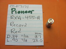 PIONEER RXA-455-A LEVER MECHANISM CAP RED  FOR RECORD CT-F7171 CASSETTE DECK