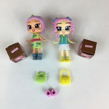 "Mini Boxy Girls Trinity & Bee 3"""