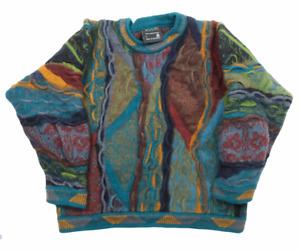 Vintage Coogi Knitted Jumper   Shrunk