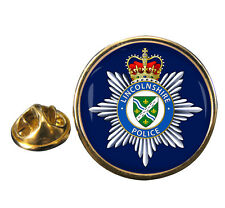 Lincolnshire Police Lapel Pin Badge Gift