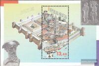Kroatien Block12 (kompl.Ausg.) postfrisch 1995 Stadt Split