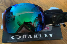 Oakley Flight Deck XM Factory Pilot Snow Goggle Prizm Snow Jade Iridium