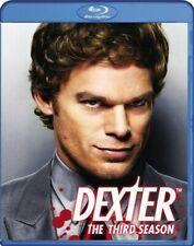 Dexter - The Complete Third Season (Blu-ray Disc, 2009)-Michael C. Hall