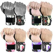 Weight Lifting Wrist Wraps Bandage Hand Support Brace Gym Straps Cotton G