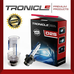 DUO-SET D2S 6000K GOLD EDITION Xenon Brenner Scheinwerfer Lampe BULB Tronicle -5