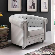 CORNER Polstersessel Designersessel Design Sessel Kunstleder-Matt W/S - 1 Sitzer