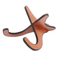 Wooden Guitar Stand Ukulele Violin Bracket for String Instrument Detachable