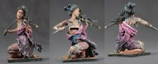 tin toy soldiers ELITE painted  Girl japanese girl