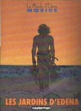 MOEBIUS . LE MONDE D'EDENA . LES JARDINS D'EDENA . EO . 1988 .