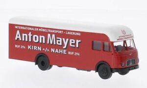 Magirus Möbelwagen, Anton Mayer Kirn , 1:87, Brekina