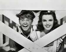 Judy Garland & Mickey Rooney photograph - L2644 - Babes on Broadway - NEW IMAGE