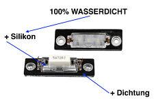 TOP PREMIUM LED Kennzeichenbeleuchtung VW Passat 3C B6 Variant TÜV FREI VWP2