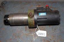 Matsuura M760 Hydraulic Drive Tool Changer Motor (Inv.24887)