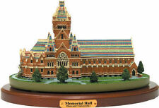 Harvard University Memorial Hall Replica NEW In BOX-GREAT DETAIL-NICE FAN GIFT