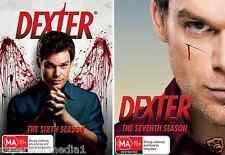 Dexter Seasons 6 & 7 : NEW DVD