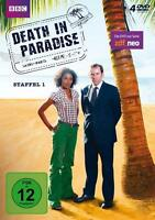 Ben Miller - Death in Paradise - Staffel 1 [4 DVDs]