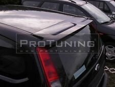 For Ford Focus MK2 Rear Roof Spoiler TAILGATE LIP TRUNK WING door cover