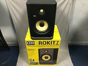 KRK RP7G4 ROKIT 7 G4 Series 7 Active Studio Monitor Speaker 77749/SH