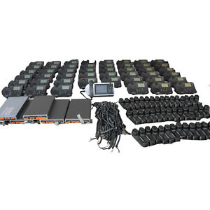 ShoreTel IP 230 Complete Phone System 54 phones, 6 switches -Used/Clean LOT -SES