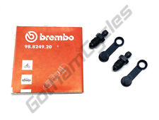 Brembo Brake Caliper Bleed Bleeder Air Valve Screw Nipple for Ford Focus RS