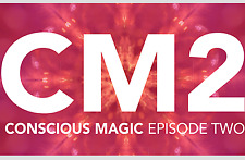 Conscious Magic Episode 2 (Get Lucky, Becoming, Radio, Fifty 50) with Ran Pink +