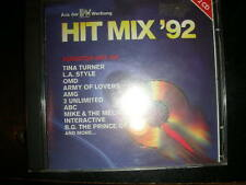 Hit Mix 92 NonStop Mix (2 CDs) Moby, Army Of Lovers, ABC, Jazzy Jeff,Tina Turner