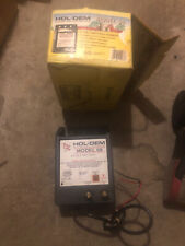 Tsc Tractor Supply Co. Hol-Dem Model 68 Electric Fence Controller 6 Volt
