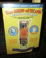 THE KING OF KONG: FISTFUL OF QUARTERS - ULTIMATE DONKEY EDITION DVD MOVIE, REG.2