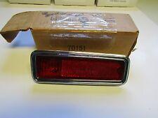 Mopar 70 Charger Coronet Superbee Side Marker Light Assembly NOS PN#3403571