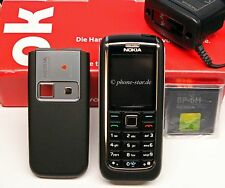 NOKIA 6151 HANDY MOBILE PHONE SIMLOCKFREI KAMERA BLUETOOTH GPRS SWAP NEU NEW BOX