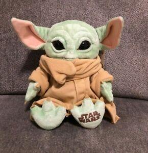 NWT Build A Bear Disney Star Wars Mandalorian The Child Baby Yoda 5-in-1 Sounds
