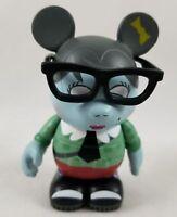 "Disney Vinylmation Urban Series #7 School Girl Zombie w/ Glasses 3"" Vinyl Figure"