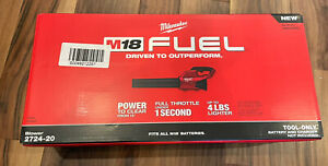 Milwaukee 2724-20 M18 FUEL™ Blower (Tool Only) Brand New in BOX