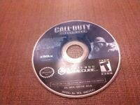 Nintendo GameCube Disc Only Tested Call of Duty Finest Hour Ships Fast