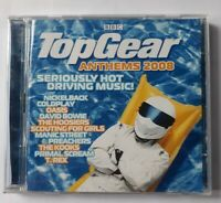 Top Gear Anthems 2008 - Seriously Hot Driving Music, Various Artists, Good CD