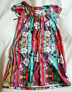 Forca Portugal ladies colourful dress - size S