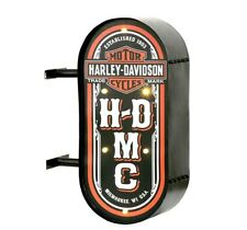 Harley-Davidson® Bar & Shield Marquee LED Light-up Double Sided Sign HDL-15516